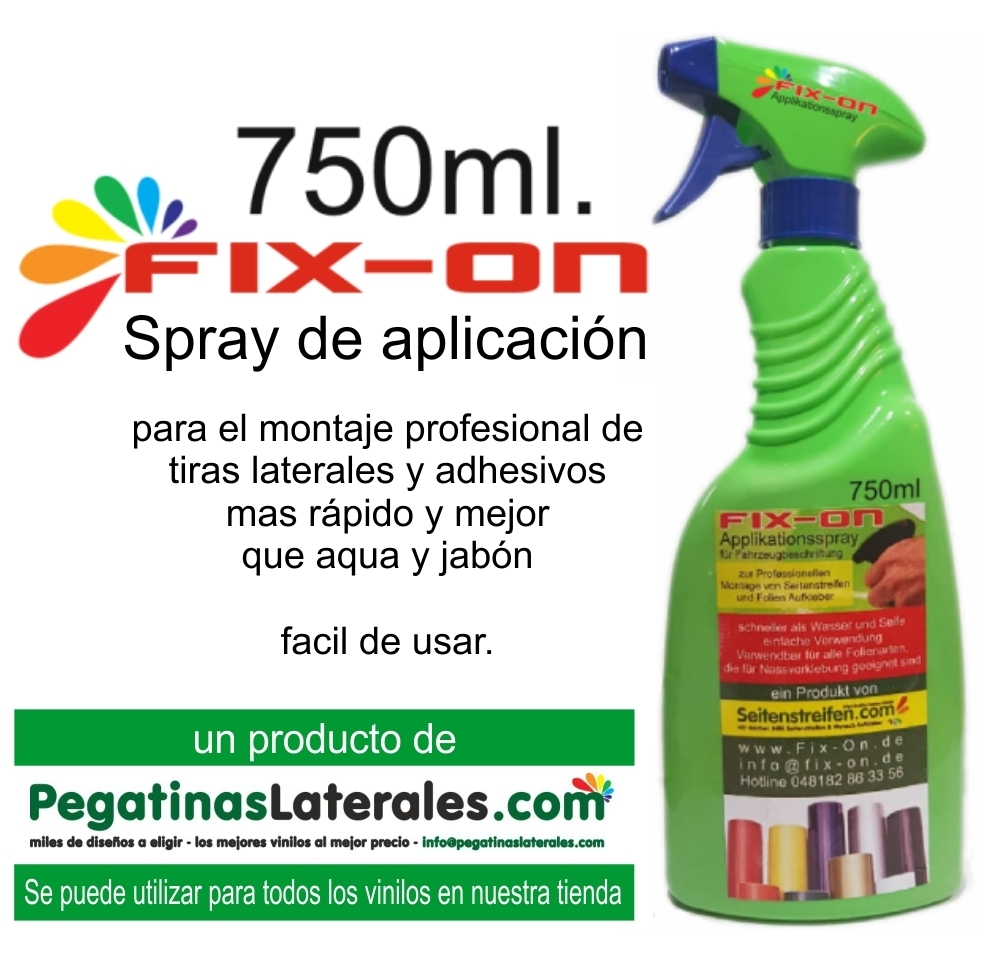 Spray de aplicación Fix-On 750ml  - No. M600